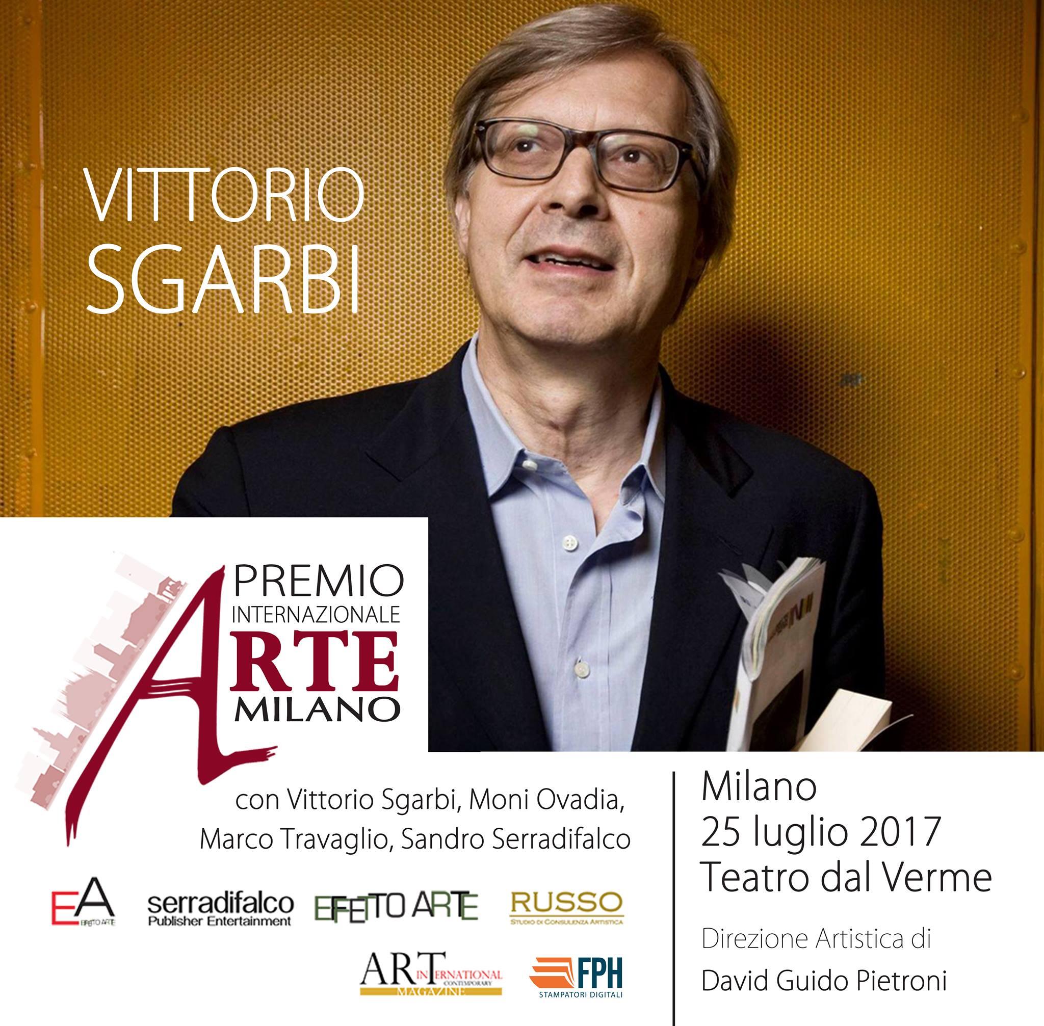 Premio Internazionale Arte Milano 2017