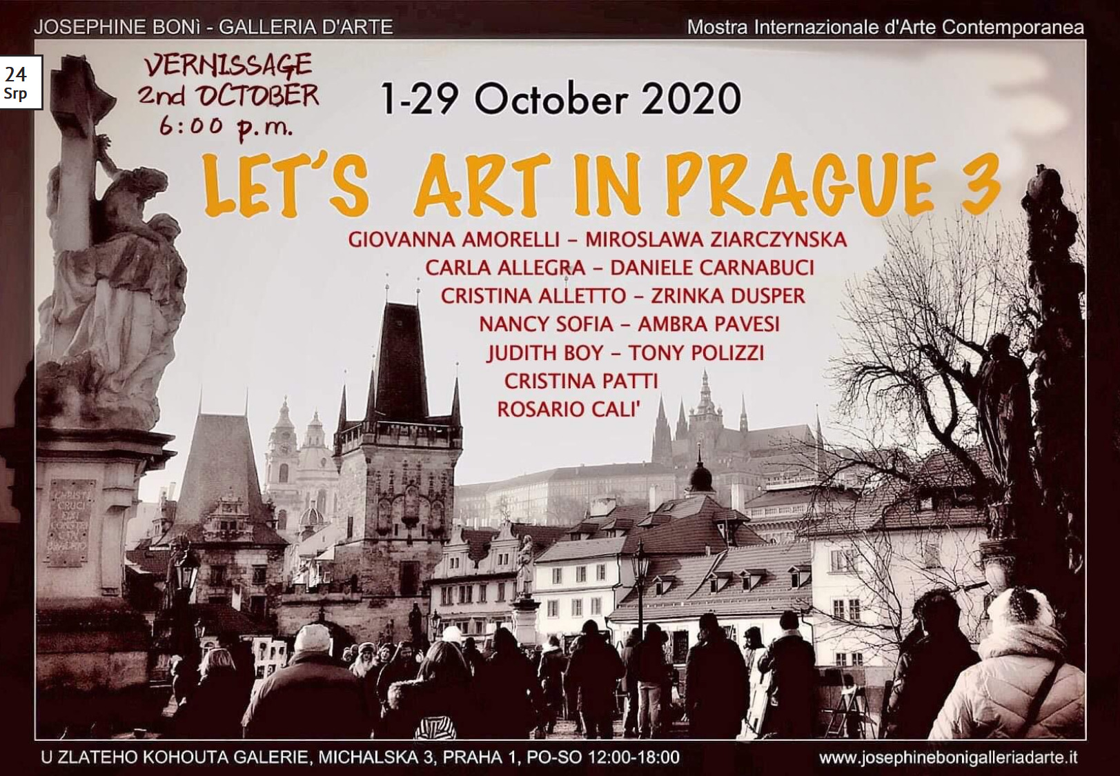 LET'S ART IN PRAGUE 3